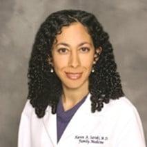 Photo of Karen A. Saroki, MD