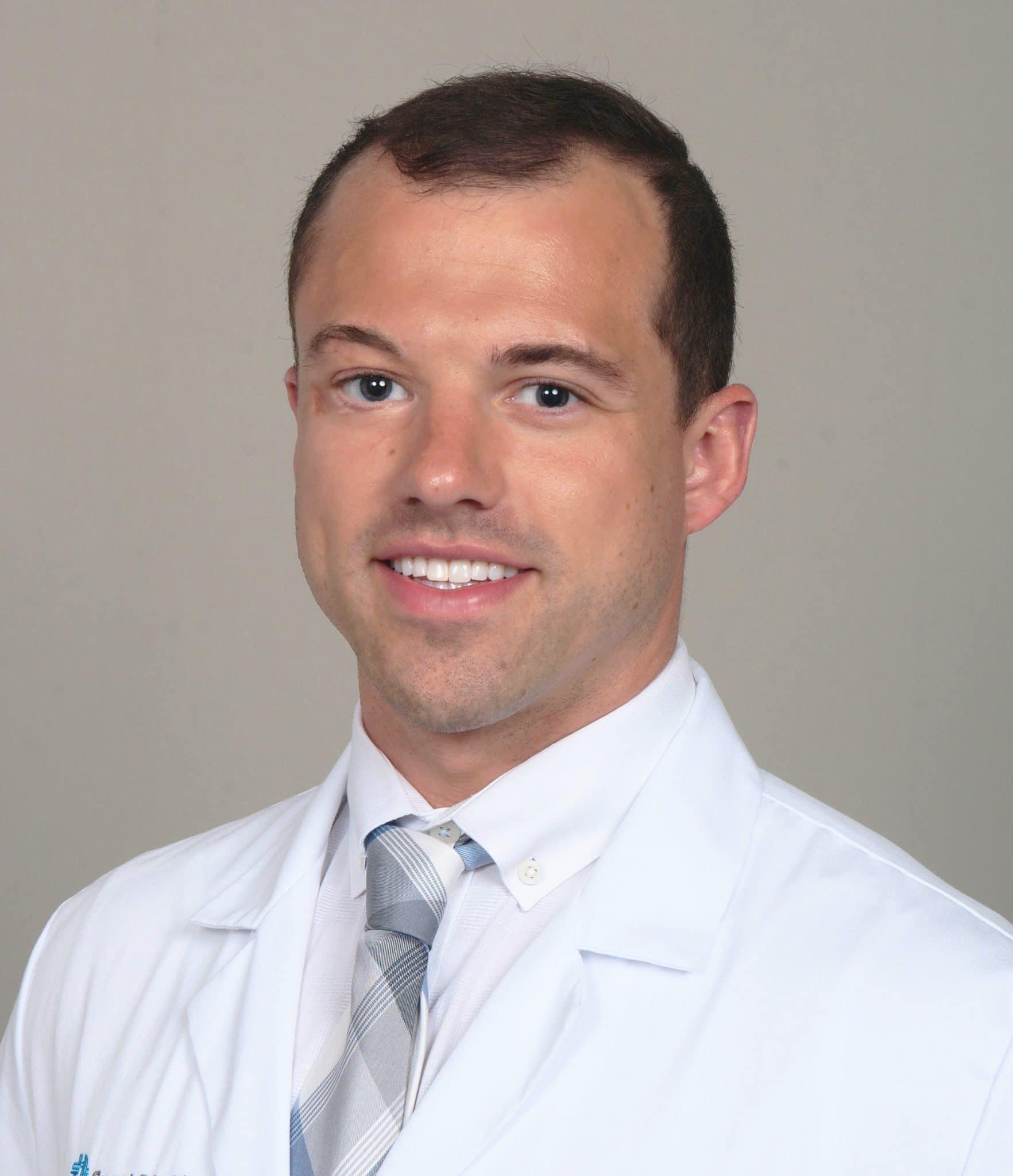 Photo of Matthew D. Wilson, DPM