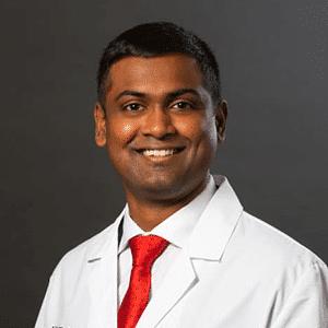 Photo of Abhiram V. Gande, MD