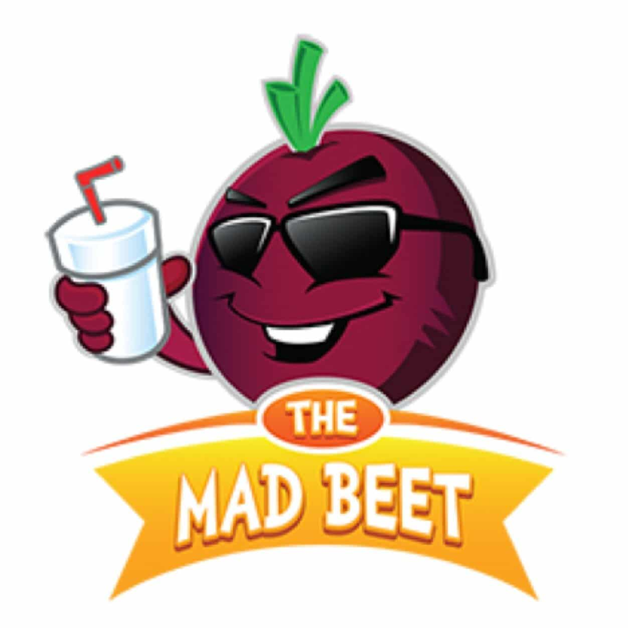 The Mad Beet logo